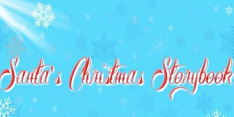 """Santa's Wonderland at Curtiss Mansion presents """"Santa's Christmas Storybook tickets"""