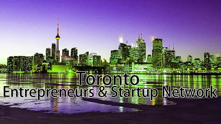 Toronto's Big Business, Tech & Entrepreneur Professional Networking Soriee image