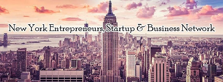 August 23 - NY's Biggest Tech,  Entrepreneur & Business Networking Affair image