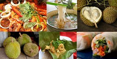 The Original Southeast Asian & Chinese Food Tour�