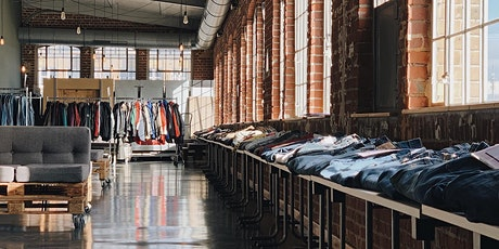 BeThrifty Pop Up Vintage Kilo Store | Designhalle Graz Tickets