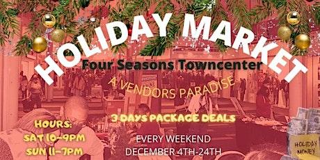 Holiday Marketplace tickets