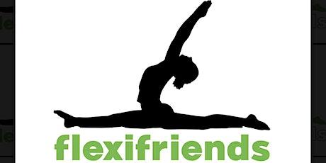 FlexiFriends Virtual Stretch & Flex Class tickets