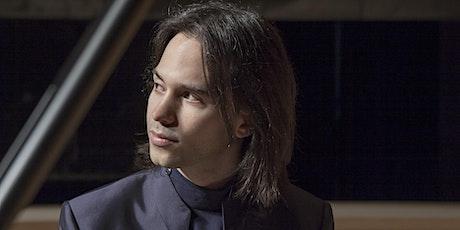 Horacio Lavandera Piano Evening - Los Angeles @ZIPPERHALL tickets