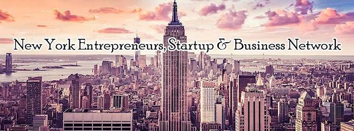 June 7- NY Biggest Professional Networking Affair - Entrepreneurs & Busines image