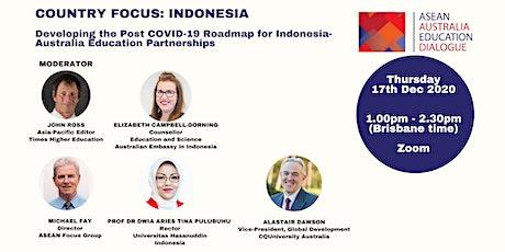 AAED Webinar: Country Focus Indonesia tickets