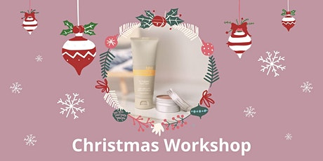 Christmas Workshop - Sea Salt Scrub tickets