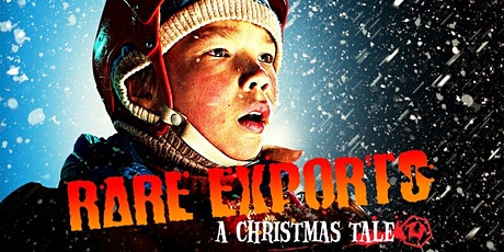 Film & Tea Presents - Bizarre Christmas Film Screening: Rare Exports tickets