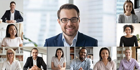 Toronto Virtual Speed Networking   NetworkNite   Business Connections tickets