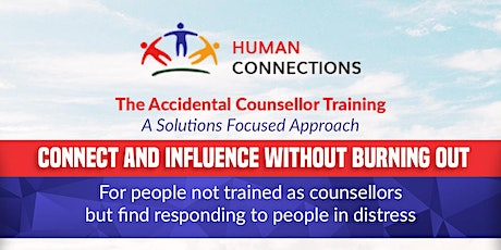 Accidental Counsellor Training Sydney October 2021 tickets