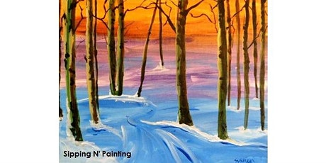 "VIRTUAL CLASS ""Winter Glow"" - Thursday December 17th 6:30PM tickets"