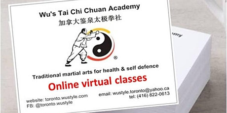 Community Event - Tai chi chuan introduction tickets