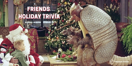 Friends Holiday Trivia (Online) - $100s in Prizes & Costume Contests! tickets
