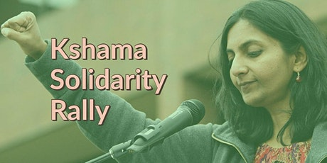 Chicago Kshama Solidarity Zoom Rally: Unite Against the Right-Wing Recall tickets