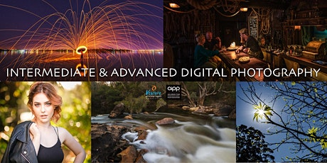 Intermediate & Advanced Digital Photography (February 2021) tickets
