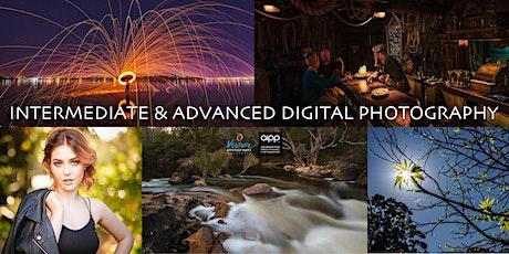 Intermediate & Advanced Digital Photography (February 2021) tickets