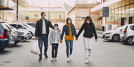 Managing Uncertainty: A Series for Parents During The Pandemic tickets