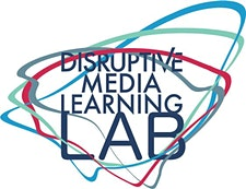 Disruptive Media Learning Lab logo