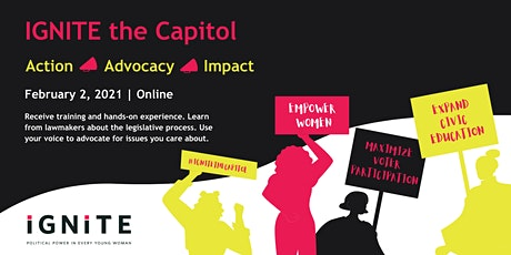 IGNITE the Capitol: National tickets