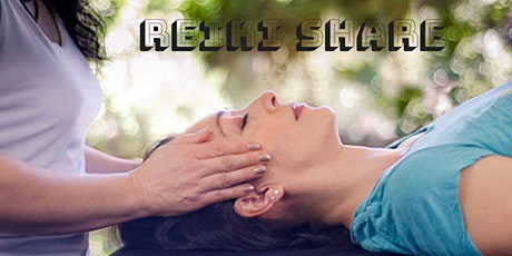 JANUARY Reiki Share tickets
