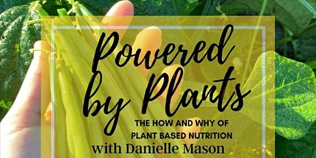 Powered by Plants tickets