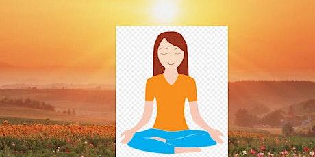 New Year's Meditation with Sahaja Yoga Meditation tickets