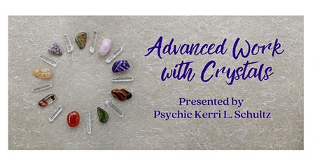 Advanced Work with Crystals tickets