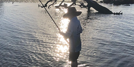 Kids and Families Fishing Lesson - Wynnum tickets