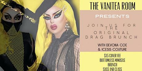 The Vanitea Room December Drag Brunch tickets