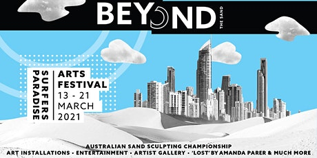 Beyond the Sand Art Festival 2021 tickets