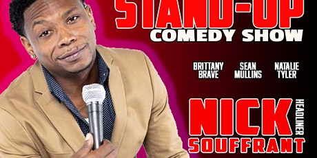 Stand-Up Comedy Show with Nick Souffrant tickets