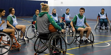City of Bayswater Wheelchair Basketball (for young people aged 12-17 years) tickets