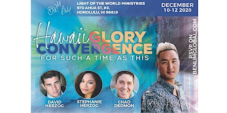 Hawaii Glory Convergence tickets