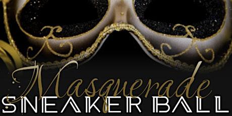 Masquerade Sneaker Ball tickets