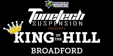 2020 King of the Hill Motocross Open Broadford tickets