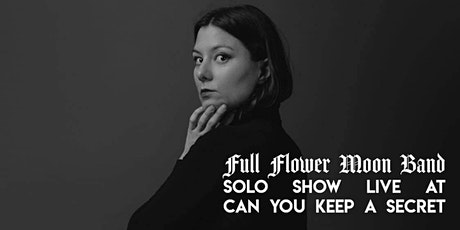 Full flower Moon Band Solo show tickets