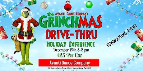 The AVANTI GRINCHMAS Drive-Thru Experience  -  A Holiday Fundraiser tickets