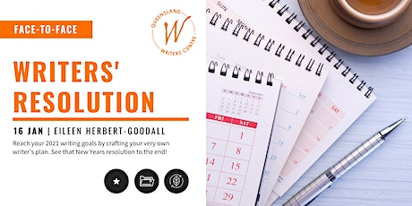 Writers' Resolution with Eileen Herbert Goodall tickets