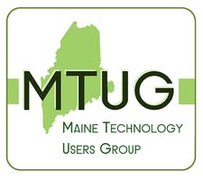 Maine Technology Users Group logo