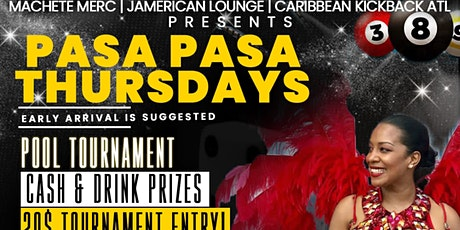 Caribbean Kickback ATL Guest List tickets