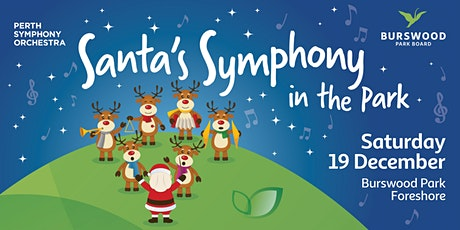 Santa's Symphony in the Park tickets