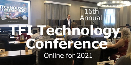 TFI Technology Conference Jan 2021 - ONLINE tickets