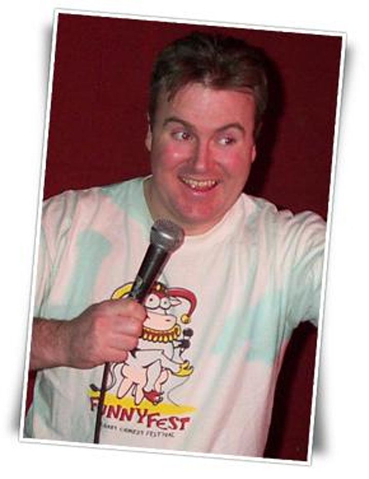 CHRISTMAS COMEDY Party SHOW - Saturday, December 18, 2021 @ 6 pm image