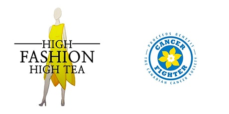 High Fashion High Tea 2020 Fundraiser Postponed to October 24, 2021 billets