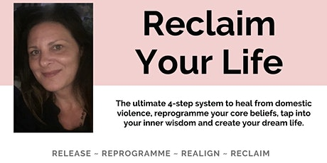 Reclaim your Life tickets
