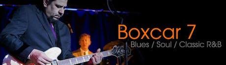Boxcar 7 tickets