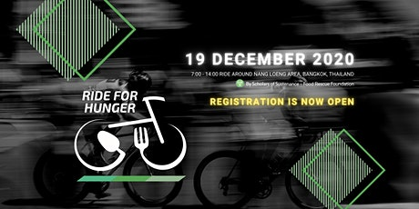 RIDE FOR HUNGER 2020 CHARITY FUN RIDE tickets