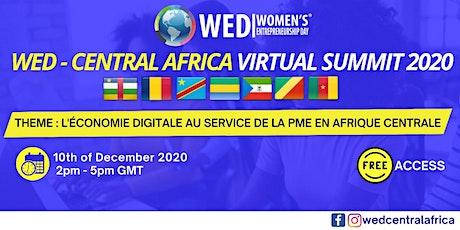 Women Entrepreneurship Day  Central Africa 2020 Summit tickets