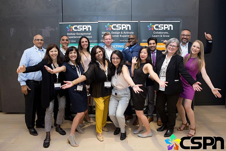 23rd Annual CSPN Customer Experience Conference 2020 (Postponed) image