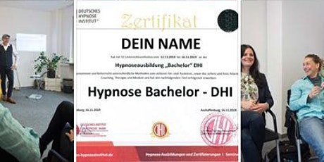 04.04.2022 - Hypnoseausbildung Premium - Stufe 1+2 -  in Berlin Tickets